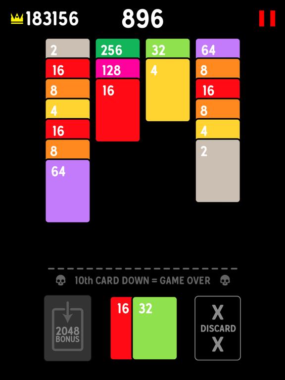 Twenty48 Solitaire screenshot 10
