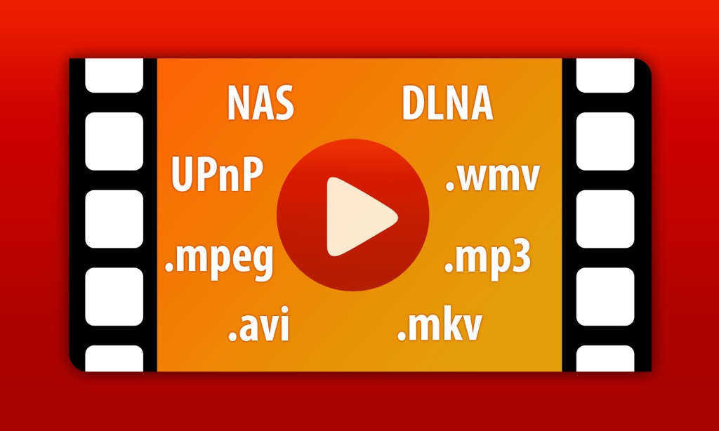 Video Player AviFAST for Most Movies Formats from NAS Media Servers (UPnP  DLNA) for Apple TV by SHARK Intelligence