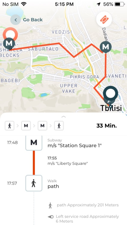 Tbilisi Transport