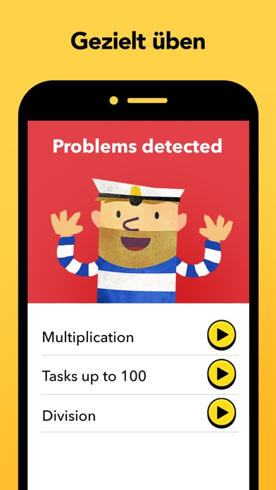 Screenshot for Fiete Math Climber in Germany App Store
