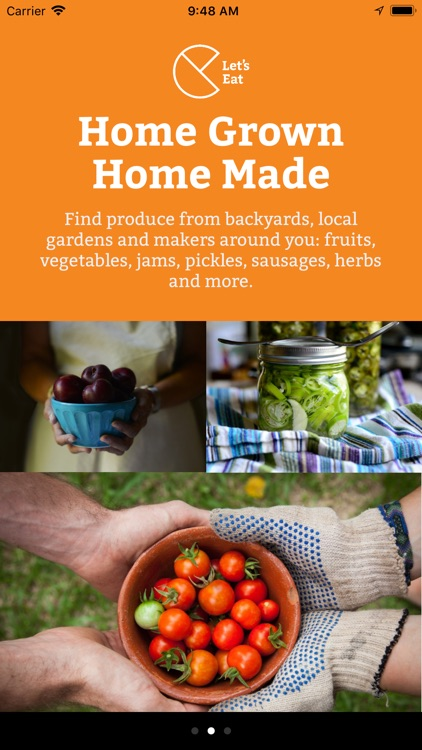 Let's Eat: Homemade Food
