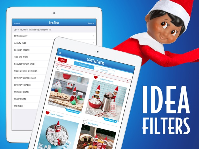 The Elf on the Shelf® Ideas on the App Store