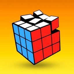 3D Rubik's Cube : Rubik Solver