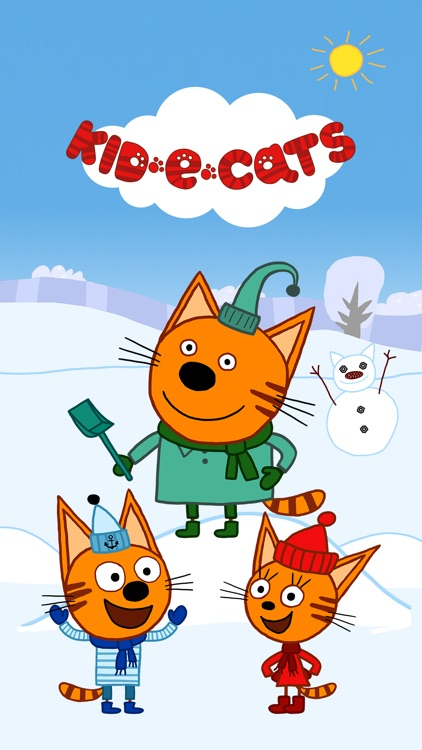 Kid-E-Cats: Christmas