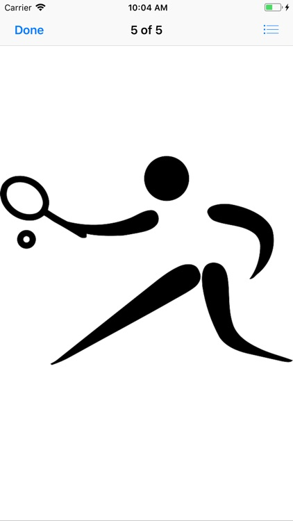 Sport Pictogram Sticker Pack screenshot-7