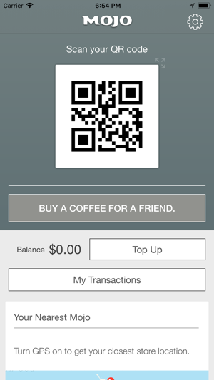 Mojo Coffee on the App Store
