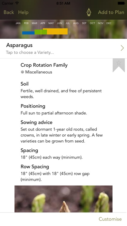Old Farmer's Almanac Planner screenshot-4