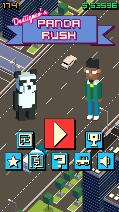 Desiigner's Panda Rush screenshot one