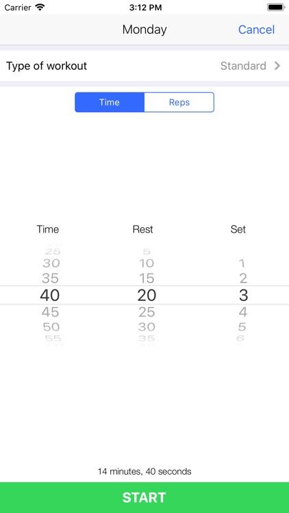 Virtual Trainer Suspension screenshot-3