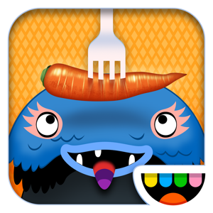 Toca Kitchen Monsters Education app