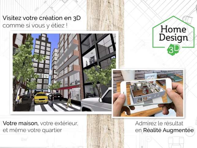 Home Design 3D GOLD Dans Lu0027App Store