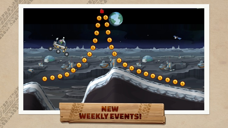 Hill Climb Racing 2 screenshot-4