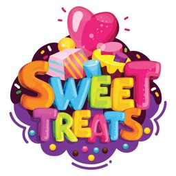 Sweet Treats Stickers Pack