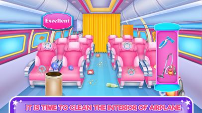 Dirty Airplane Cleanup Screenshot