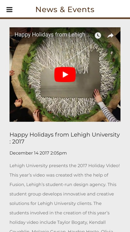 LehighU Live