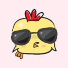 Funniest Chicken Animated icon