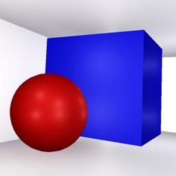 3D Physics Balls