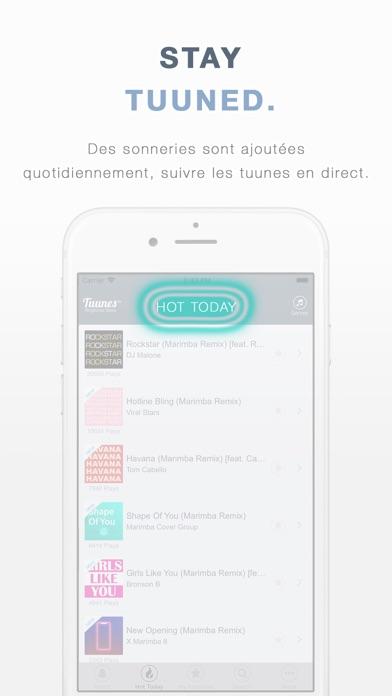 download TUUNES™: Sonneries pour iPhone apps 5