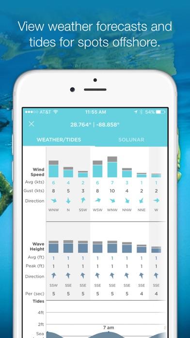 FishTrack - Charts & Forecasts Screenshot