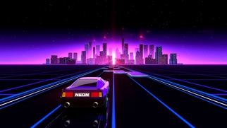 Neon Drive - '80s sty... screenshot1