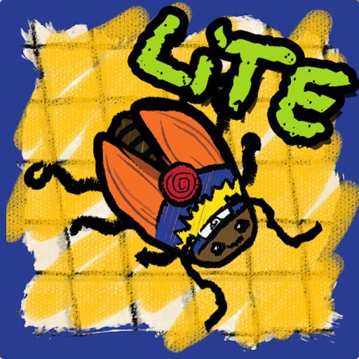 Cartoon Roach - Fun Arcade
