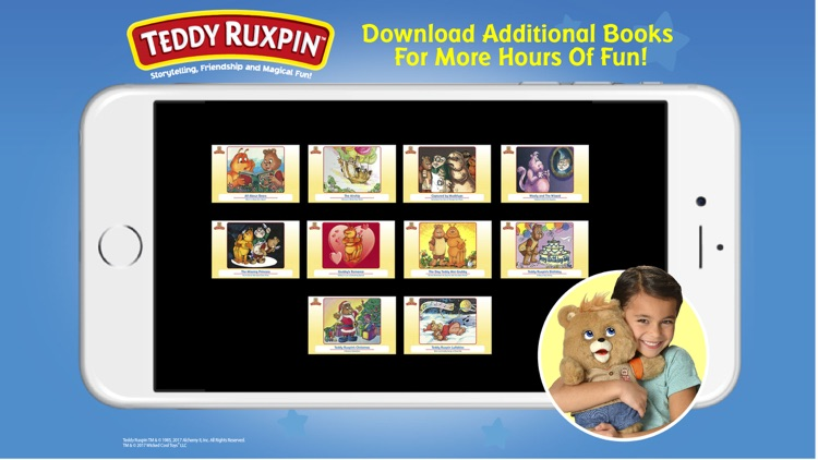 Teddy Ruxpin screenshot-1