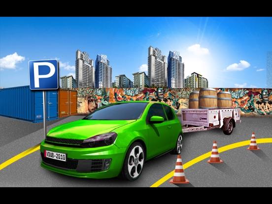 Car Parking:Trailer Challenge-ipad-0