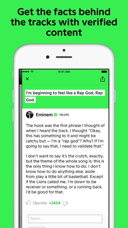 Genius: Song Lyrics & More screenshot-3