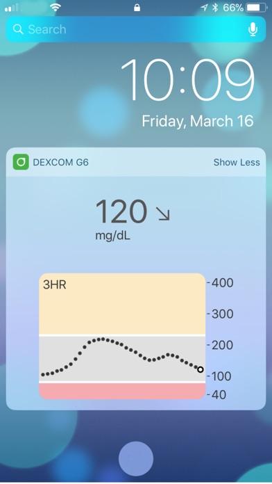 dexcom share app for g6