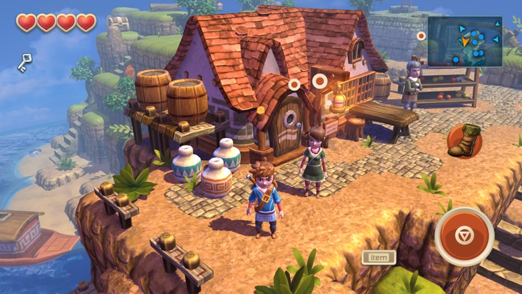 Oceanhorn ™ screenshot-0