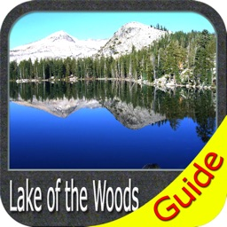 Lake of the Woods GPS Charts