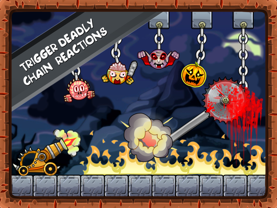 Roly Poly Monsters screenshot 9
