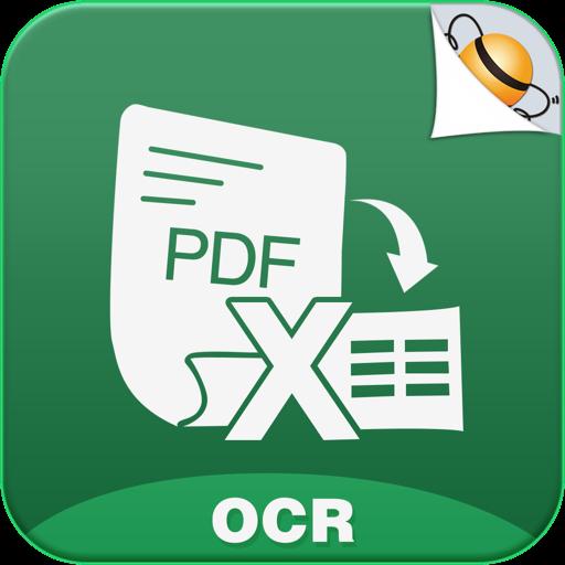 PDF to Excel OCR Converter Pro