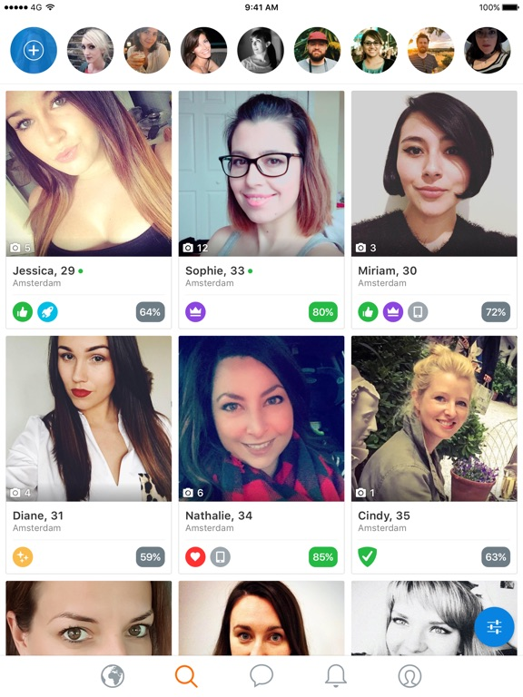 meet new people around the world