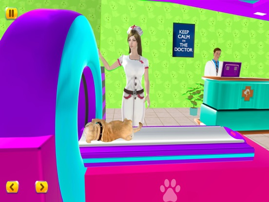 Pet Hospital - Doctor Games-ipad-1