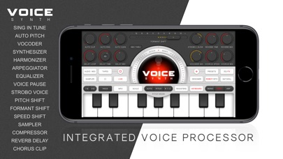 Voice Synth review screenshots