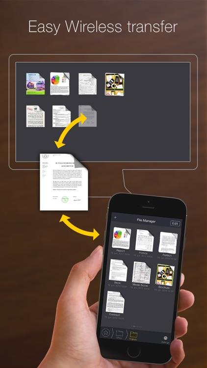 My Scans PRO, pdf scanner app screenshot-3
