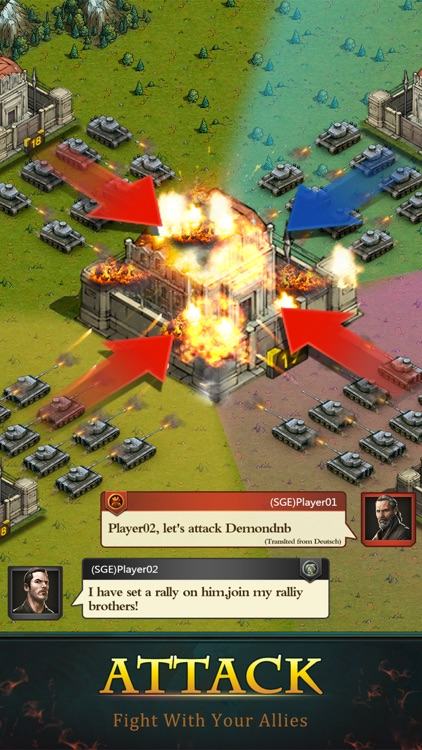 Iron Commander screenshot-3