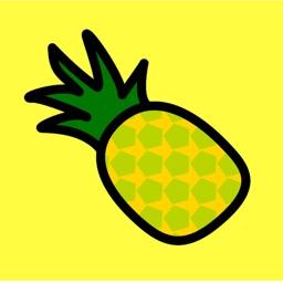 Pineapple Sticker Pack