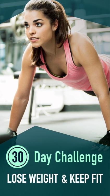 30 Day Fitness Challenge Pro screenshot-0