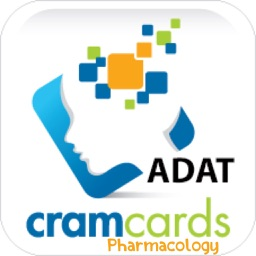 ADAT Pharmacology Cram Cards