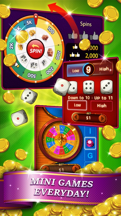 Bingo City Live 75 + Vegas Slots, Video Poker screenshot-3