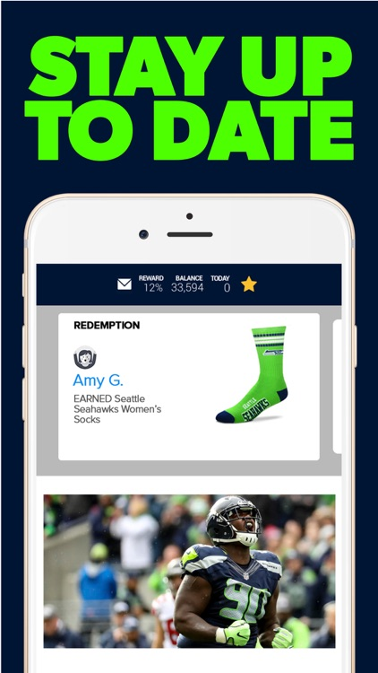 Seattle Football Rewards screenshot-3