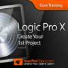 First Project For Logic Pro X