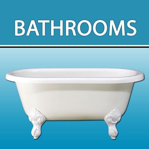 Ванные. Дизайн интерьеров