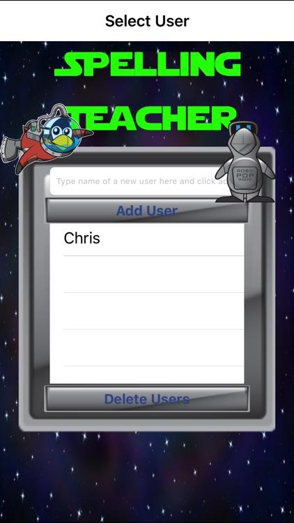 Spelling Teacher
