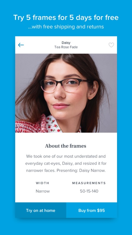 Glasses by Warby Parker screenshot-2