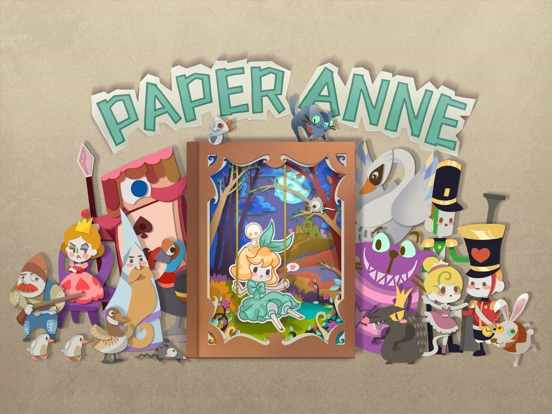 PAPER Anne Screenshots