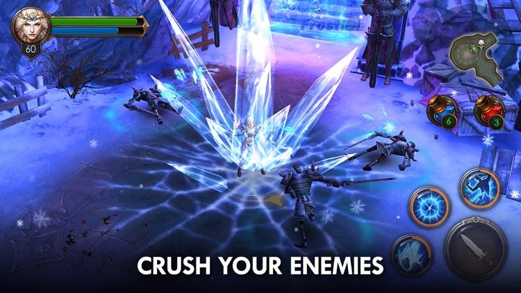 Legacy of Discord-FuriousWings screenshot-3