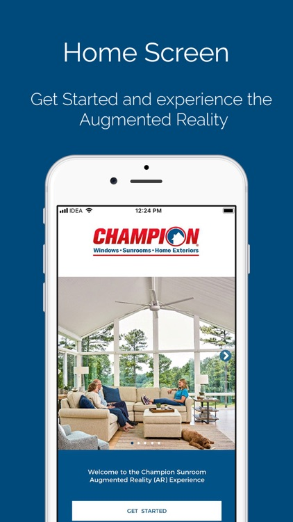 Champion Sunroom AR